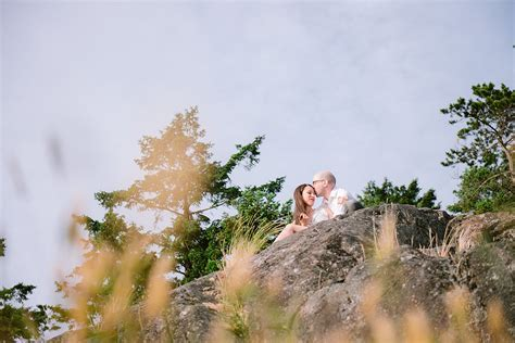 Lighthouse Park West Vancouver Engagement   British