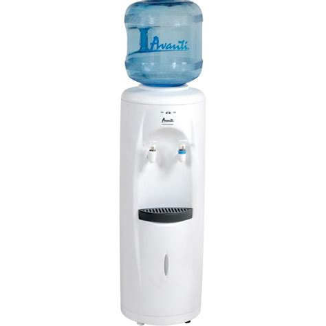 Water Dispenser With Cooler new avanti wd360 white size cold temp water cooler gallon dispenser wd gal