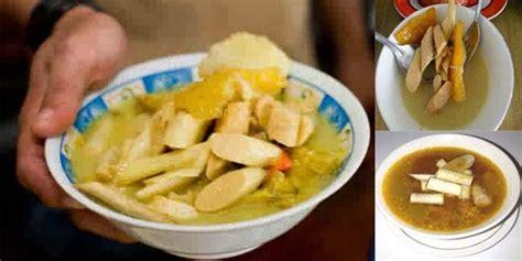 makanan khas  provinsi  indonesia bagian ii