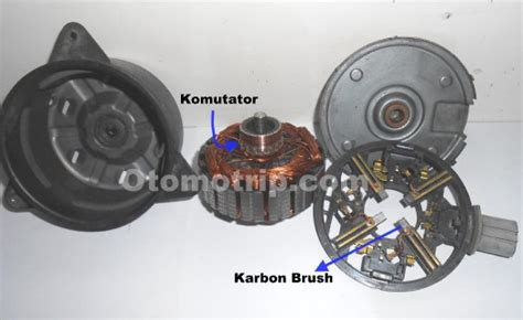 Kipas Radiator Mobil tips mesin panas yang disebabkan kipas radiator mati