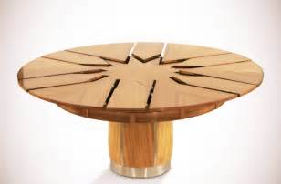 table ronde 12 personnes how the fletcher capstan table is made