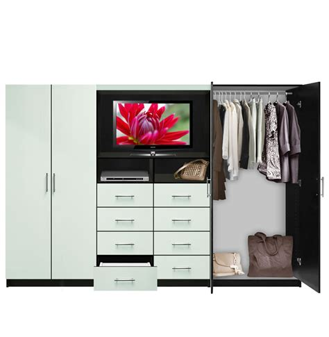 Wall Wardrobe Units by Aventa Tv Wall Unit For Bedrooms Bedroom Wall Unit 8