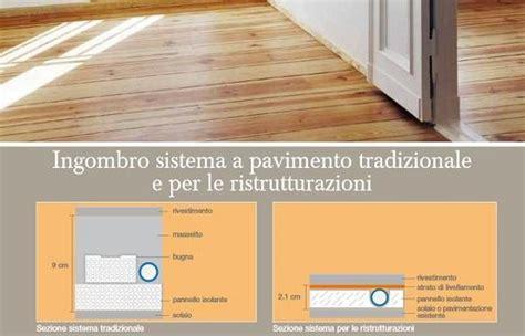 sistemi radianti a pavimento sistemi radianti per riscaldare e raffrescare casa