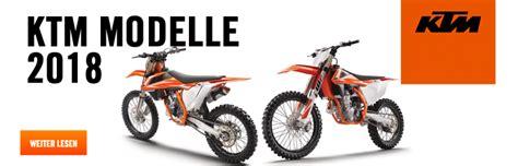 Ktm Motorrad Modelle 2018 by Bvz Bvz Motorradhandel