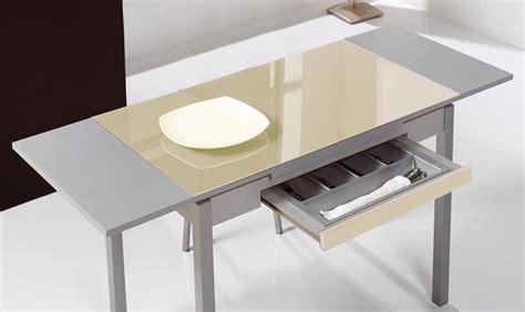 mesas plegables de cocina mesas de cocinas mesas de cocina modernas diseno casa