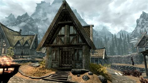 House In Whiterun by Breezehome Elder Scrolls Fandom Powered By Wikia