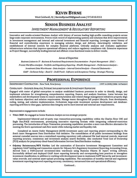 Free Resume Templates For Business Analyst performance analyst cv template gallery certificate