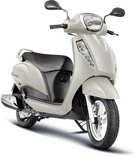 Suzuki Acces Suzuki Access 125 Colors White Gray Blue Silver