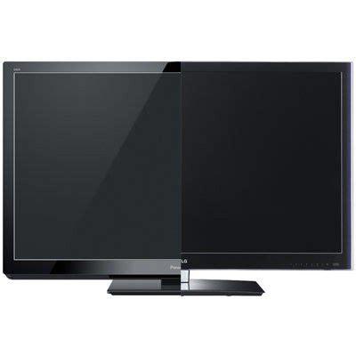consommation électrique : tv plasma contre led