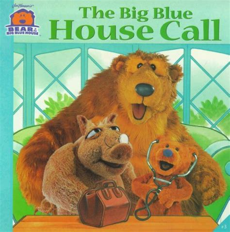 The Inthe Big Blue House by Episode 214 The Big Blue Housecall Muppet Wiki Fandom
