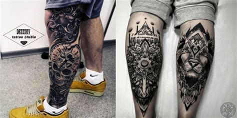 leg tattoo ideas for guys mytattooland leg tattoos for