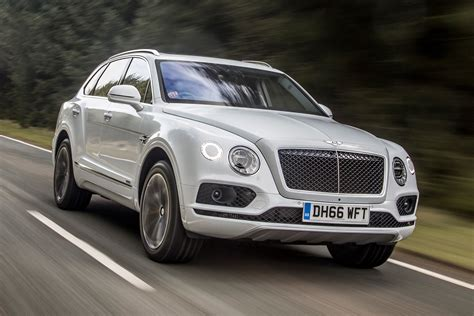 suv bentley white bentley bentayga diesel 2017 review pictures auto