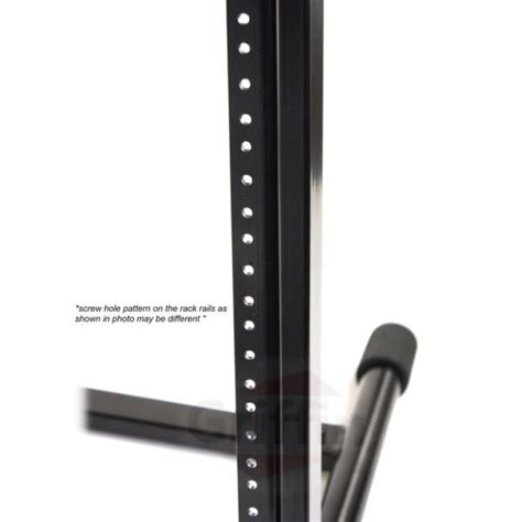 Rack Mount Audio Equipment by Rack Mount Stand With 10 Spaces By Griffin Studio