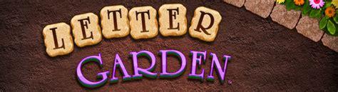 Letter Garden Arcade Thunder letter garden arcade thunder