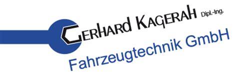 werkstatt logos gerhard kagerah kfz werkstatt autowerkstatt autoreparatur
