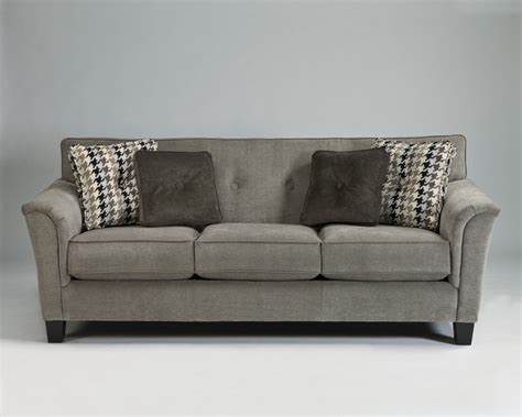 1070038 Ashley Furniture Denham Mercury Sofa Charlotte