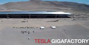 Tesla Giga Factory Location All That You Need To About The Tesla Gigafactory