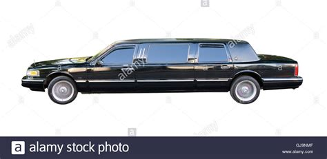 American Limousine by An American Limousine Stock Photo Royalty Free Image
