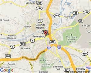 Comfort Suites Williamsburg Petersburg Virginia