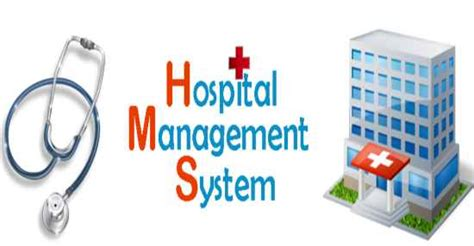 Mba Hospital Administration Projects by Hospital Management System Overview Project Er Diagram