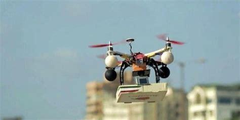 Drone Untuk Survey jokowi merasa hebat pakai drone di negeri drone hanya untuk ngantar pizza hut kaskus
