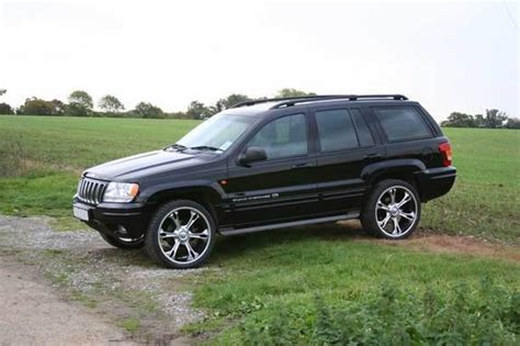 2002 Jeep Grand Wj 2002 Jeep Grand Wj Wg