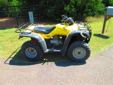 2006 honda rancher 350 4x4 honda trx350fe motorcycles for sale