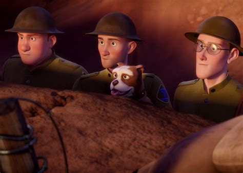 Is Sgt Stubby Real Trailer Sgt Stubby Promises A Heartwarming Pulled From The Trenches Animation Magazine