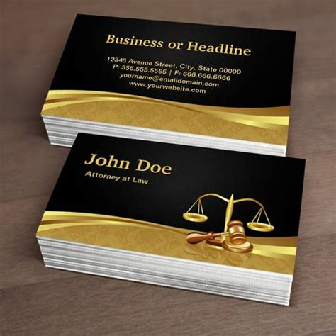 attorney business cards templates 20 000 featured business card templates bizcardstudio