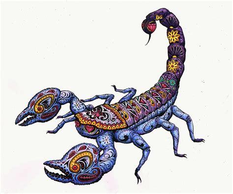 scorpion colors sugar scorpion color version by skeel76 on deviantart