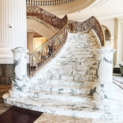 Make a statement with a marble staircase   Surrey Marble