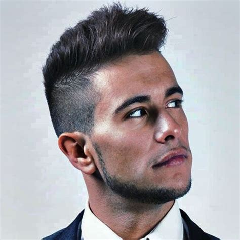 mens short side haircuts mens hair short sides long top 11 best images about men haircuts on pinterest comb over