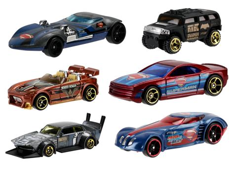 Hotwheels Dc Superman 1 wheels dc batman vs superman 1 τεμάχιο djl47