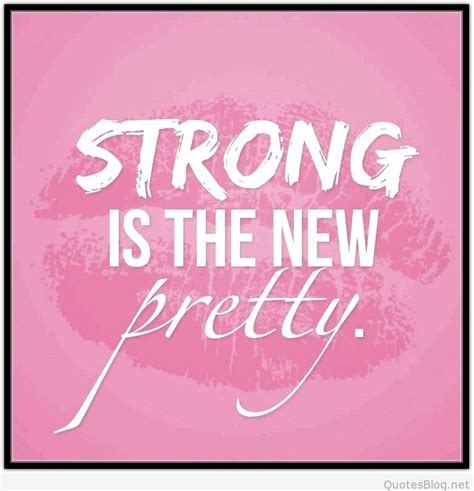 strong is the new pretty quotes gallery wallpapersin4k net