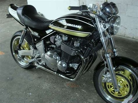Streetfighter Motorrad Fahren by Kawasaki Zr 1100 Zephyr Superbike 1994 Catawiki