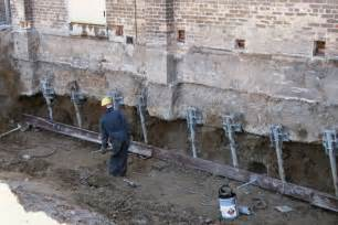 basement repair cost piering for foundation repair