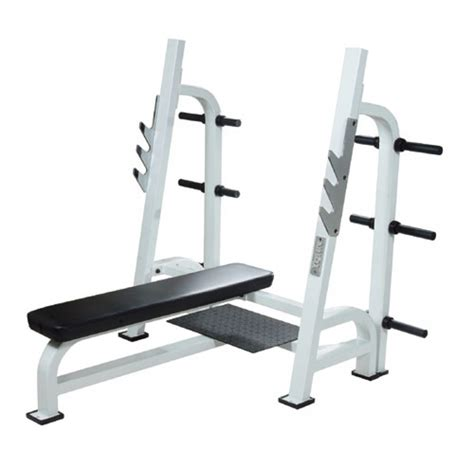 bench barbell york barbell olympic flat bench