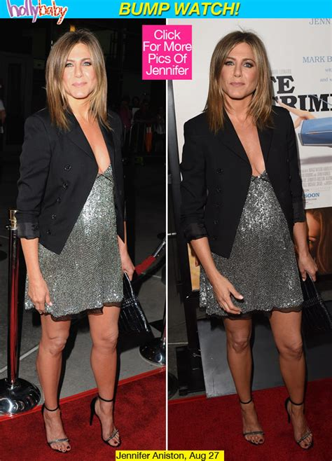 Anistons Pregnancy Secret by Aniston Hiding Baby News From Everyone