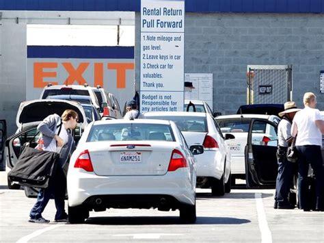 rental cars logan international airport boston