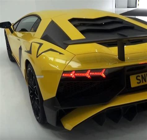 Test Drive Lamborghini Aventador Shmee150 Lamborghini Aventador Sv Lp750 4 Test Drive