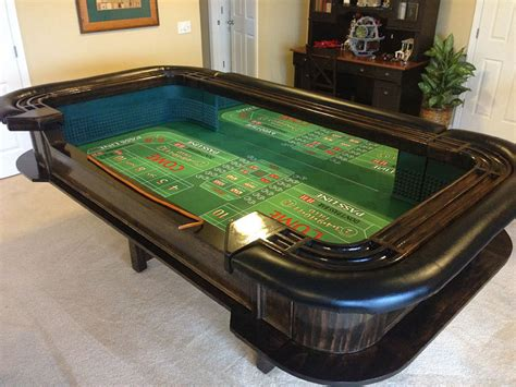 8 casino style craps table by brianarice
