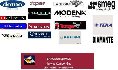 Kompor Gas Merk Dns service kompor gas ariston azalea delizia modena