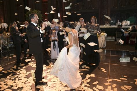 classic orthodox ceremony modern reception in new york city inside weddings
