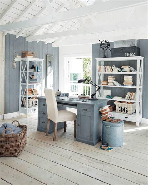einrichtung arbeitszimmer die farbgestaltung mit taubenblau und wei 223 die offenen