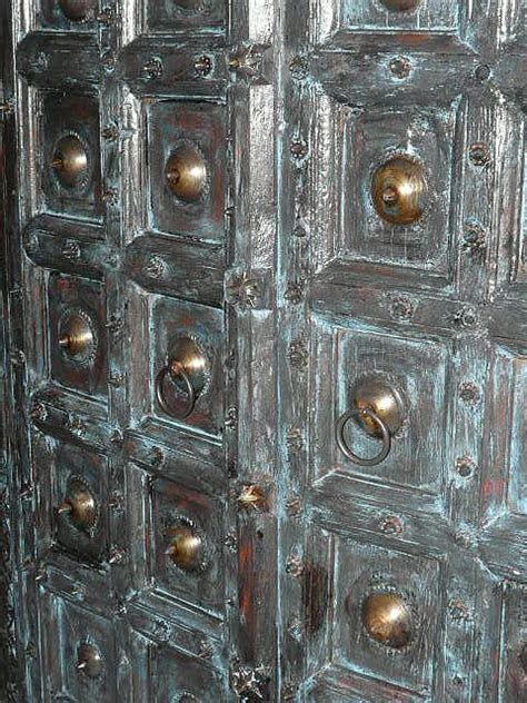 Armoire Patinée by Antique Armoire Furniture Blue Patina Furniture From