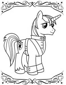 my boy color my pony coloring page 18 coloring