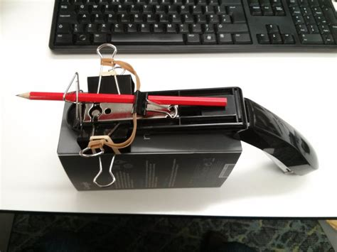 office weapon crossbow by shenzhuxi on deviantart