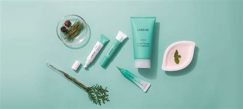 New Laneige Minipore Clearing Cleansing Foam skincare mini pore clearing cleansing foam laneige int
