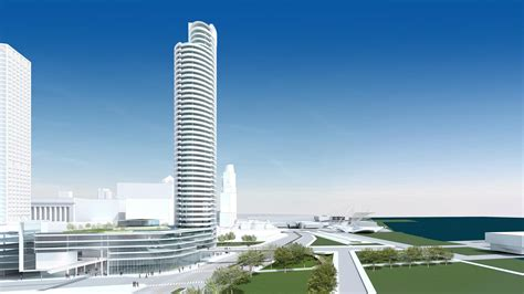 The Couture by Building Elegance Into Milwaukee S Skyline The Couture