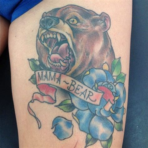 tattoo parlour reading click to close style ink pinterest bear tattoos